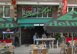 Café Aan Zet - Schiedamseweg - Rotterdam