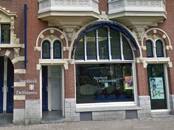 Apotheek Delfshaven - Schiedamseweg - Rotterdam - Delfshaven