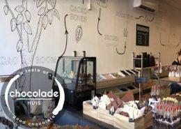 Het Chocoladehuis - Winkelen in Delfshaven