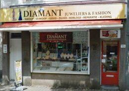 Diamant Juweliers & Fashion - Vierambachtsstraat - Rotterdam - Winkelen in Delfshaven