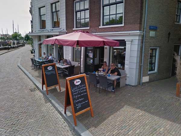 Het Wapen van Delshaven - Aelbrechtskolk - Rotterdam - Winkelen in Delfshaven