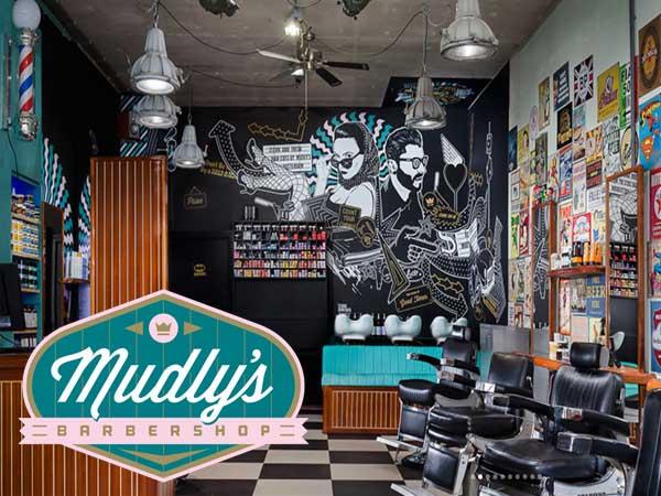 Mudly's Barbershop - Winkelen in Delfshaven