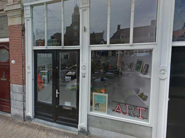 Roxier – Art & Design - Aelbrechtskolk - Rotterdam - Winkelen in Delfshaven