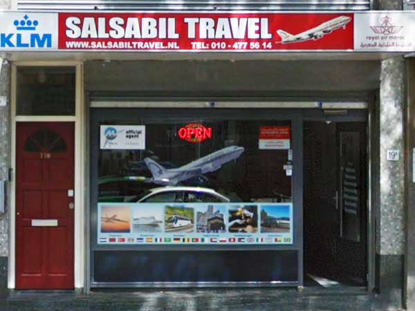 Salasbil Travel - Vierambachtsstraat - Rotterdam - Winkelen in Delfshaven