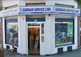 Shipping Surinam Service Line - Middelland - Rotterdam - Winkelen in Delfshaven