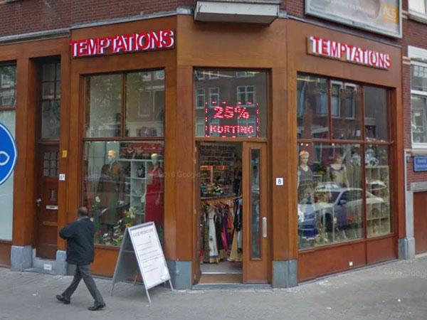 Temptations Plaza - Middellandstraat - Rotterdam - Winkelen in Delfshaven