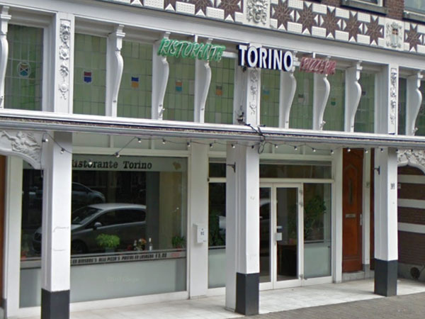 Torino Rotterdam Italiaanse Restaurant - Schiedamseweg - Rotterdam - Winkelen in Delfshaven