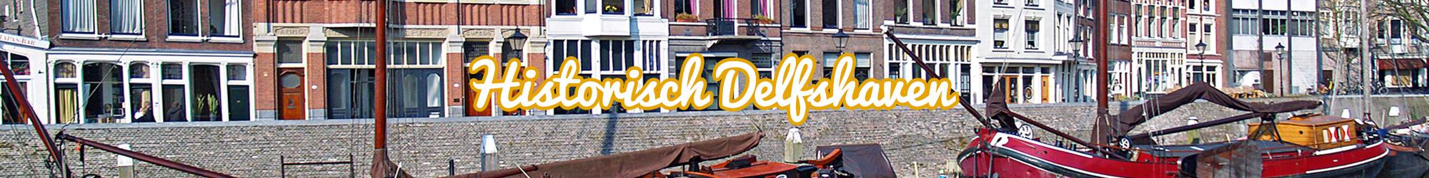 Historisch Delfshaven - Winkelen in Delfshaven