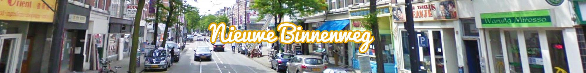 Nieuwe Binnenweg - Winkelen in Delfshaven