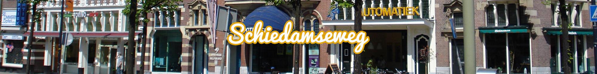 Schiedamseweg - Rotterdam - Winkelen in Delfshaven