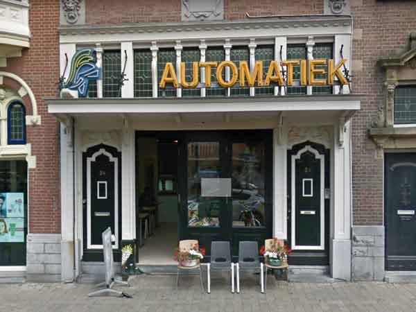 Snackbar Van der Helm - Schiedamseweg - Rotterdam - Winkelen in Delfshaven