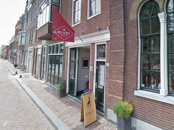 Bij Loes - Voorhaven - Rotterdam - Winkelen in Delfshaven