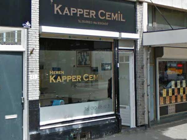 Kapper Cemil - Schiedamseweg - Rotterdam - Winkelen in Delfshaven